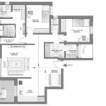 4 room apartment - model A
