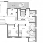4 room apartment - model E