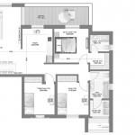 4 room apartment - model E1