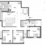 5 room apartment - model B