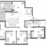 5 room apartment - model D