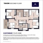 Tavor second floor