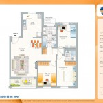 4-Rooms-3rd-floor-93meters-407-1